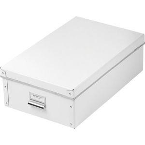 BOX GROSS, karton - bílá