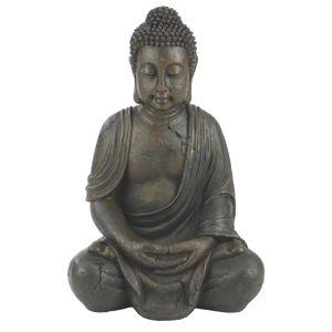 BUDDHA - hnědá