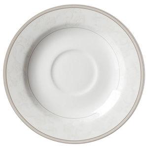 Ritzenhoff Breker PODŠÁLEK NA ESPRESSO, porcelán (fine china) - béžová