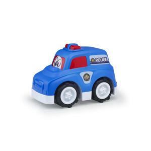 My Baby Lou POLICEJNÍ VŮZ - modrá, červená