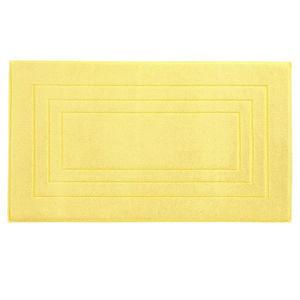 Předložka Koupelnová 67/120 Cm Žlutá Vossen