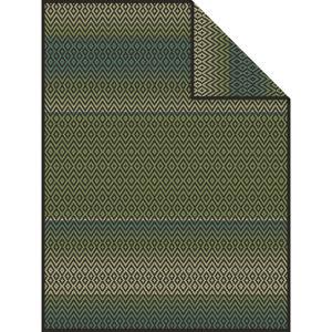Novel PŘÍJEMNÁ DEKA, bavlna, 150/200 cm - zelená