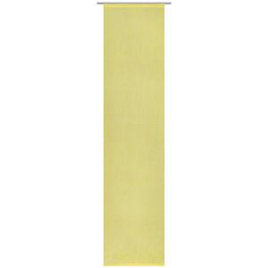 Novel ZÁVĚS PLOŠNÝ, 60/255 cm - žlutá